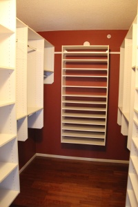 My/(Our) walk-in closet!