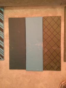 Handcut tiles