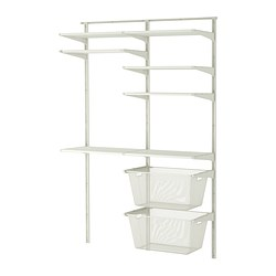 Algot shelves